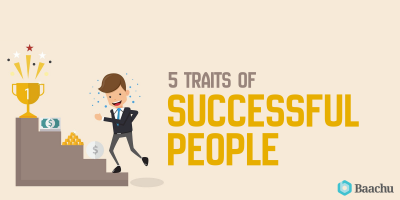 5 Traits Of Successful People