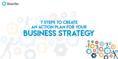 7 steps to create anAction Planfor your Business Strategy