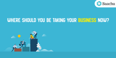 Taking your business forward
