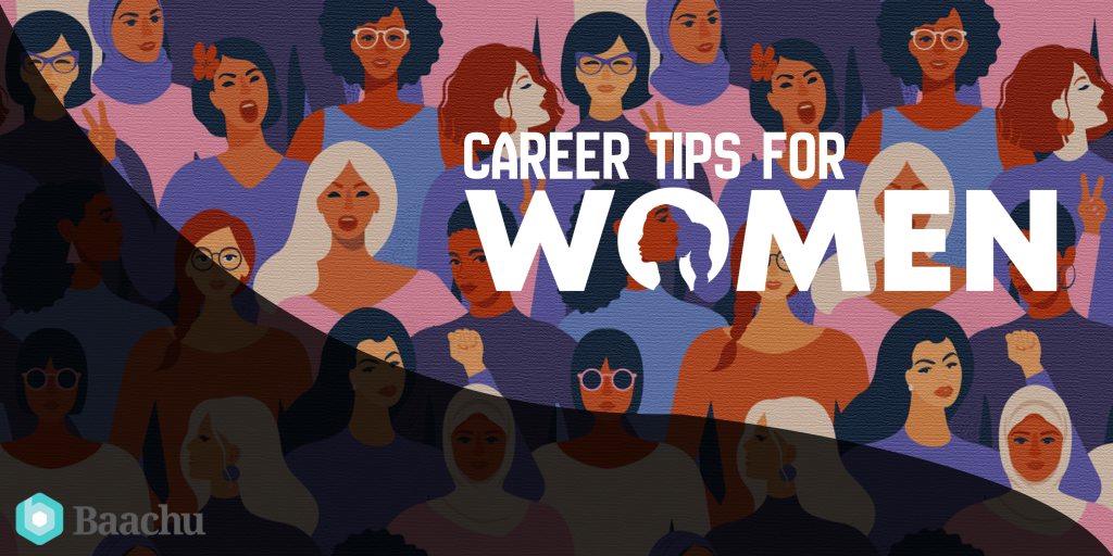 career tips for women