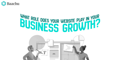 What role does your website play in your Business Growth?
