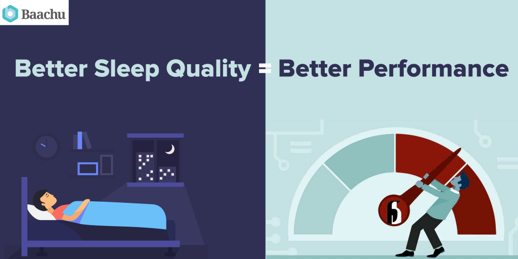 Better Sleep Quality = Better Performance